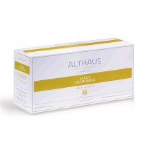 Чай Травяной Althaus Fancy Chamomile, 15 шт * 3,5 г