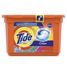 Капсулы Tide Color, 15 шт